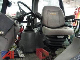 2001 Case 590 Super M Backhoe 4WD