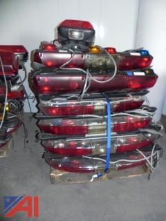 Pallet of Emergency Lights