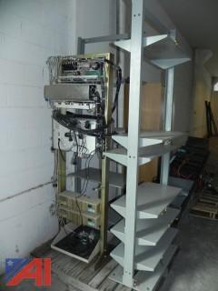 Lot of Electronics and Racks