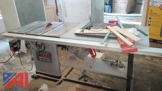 Delta Platinum Edition UniSaw 36-941 Table Saw