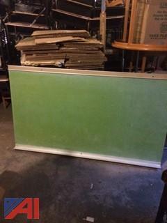 School Chalk Board, Misc Desks & Tables