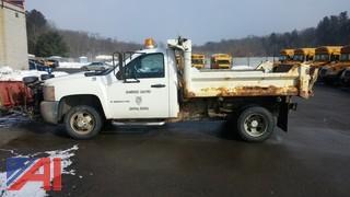 2008 Chevrolet HD3500 1 Ton Dump