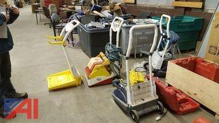 Lot of Dolphin Pool and Deck Cleaners