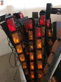 Tub of Emergency Lights