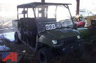 2008 Polaris Ranger 4 x4 Crew Cab