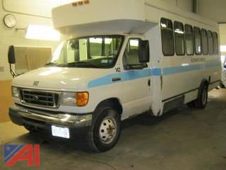2006 Ford E450 Wheel Chair Bus