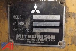 1988 Mitsubishi WS400 Payloader