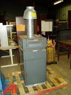 Teledyne Laars Boiler