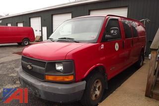 2004 Chevrolet 3500 Van