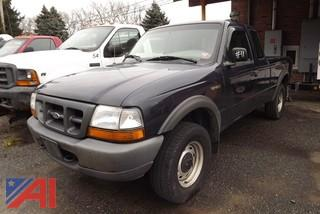 2000 Ford Ranger Pickup