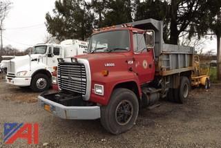 1995 Ford LN8000F Dump