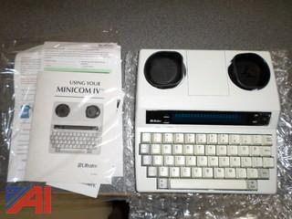 Ultratec Minicom IV Text Telephone