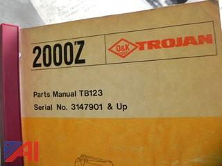 1989 Trojan 2000Z Loader