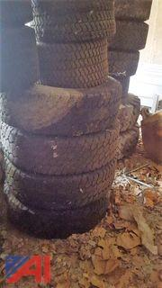Large Lot of Assorted Tires