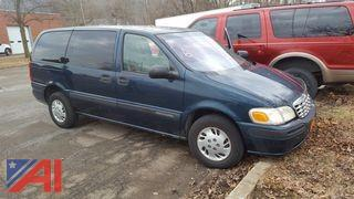1999 Chevrolet Venture Van