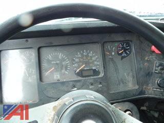1993 White GMC/Volvo WG Tractor