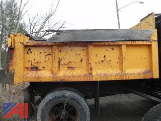 1993 International 2574 Dump