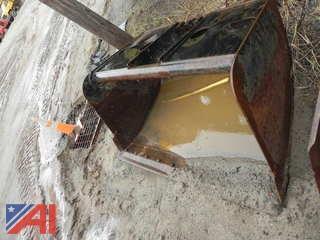 Gradall Ditching Bucket