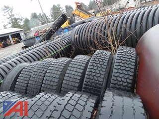 (50+) Tires w/Split Rim Wheels