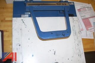 AB Dick Model 9985 Press