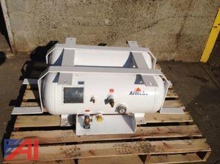 (10) Armebe 28 Gallon Dual AutoGas Tanks