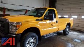 2013 Ford F250 Super Duty XL Pickup