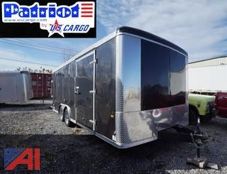 2016 US Cargo Patriot 20' Enclosed Cargo Trailer