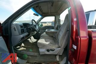 2001 Ford F250 SD Pickup Truck