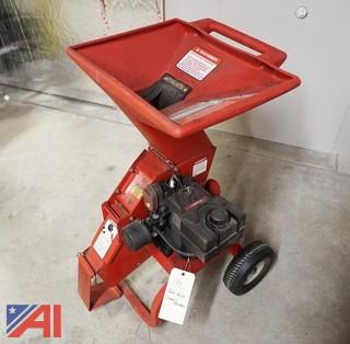Troy-Bilt Jr Tomahawk Chipper/Shredder