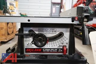 "Skilsaw 3400 10"" Table Saw"