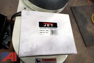 Jet DC-650M Single Bag Dust Collection System