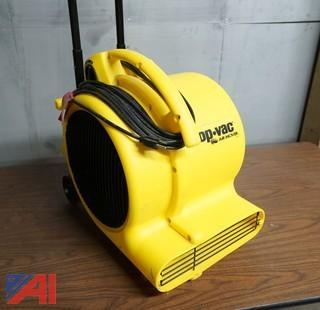 Shop-Vac Portable Air Mover