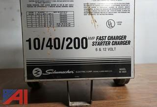 Schumacher 10/40/200 AMP Fast Battery Charger
