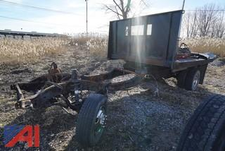 1994 Dodge 3500 Cab Chassis Flatbed Parts