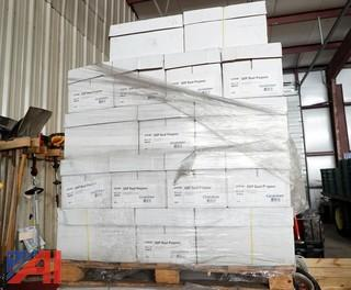 "38) Cases NEW Gestetner 8.5 x 11"" White Copy Paper"