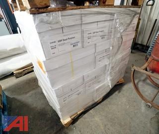 "32) Cases NEW Gestetner 8.5 x 11"" White Copy Paper"