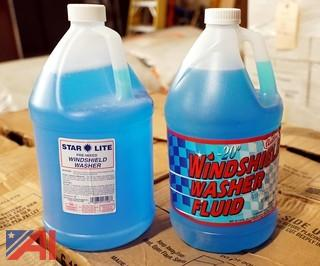 14) Cases of Windshield Washer Fluid