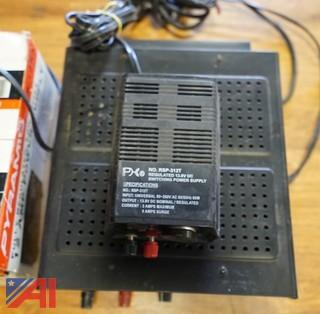 4 Pc NEW and Used 12V DC Power Supplies