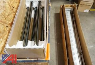 NEW American Solar Evacuate Tube Solar Thermal Collector Panel
