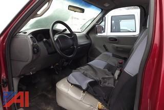 2000 Ford F150 Pickup