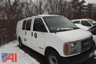 1997 GMC Savana Van