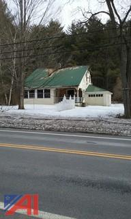 2.2 acres  in the Adirondack Mountains on NY Route 30  Town of Wells, New York