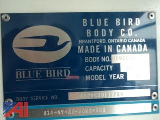 2004 Chevrolet/Blue Bird Express 3500 Mini-Bus