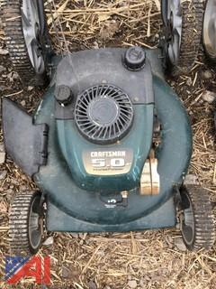(4) Lawn Mowers