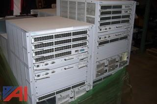 NorTel Network Cabinets