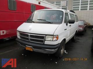1994 Dodge Ram B-150 Van
