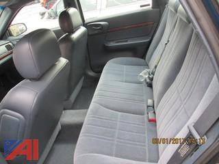 2001 Chevy Impala 4DSD