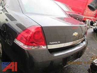 2008 Chevy Impala 4DSD