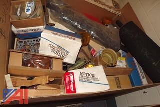 Assorted parts