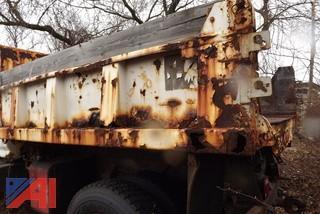 1986 Ford Dump